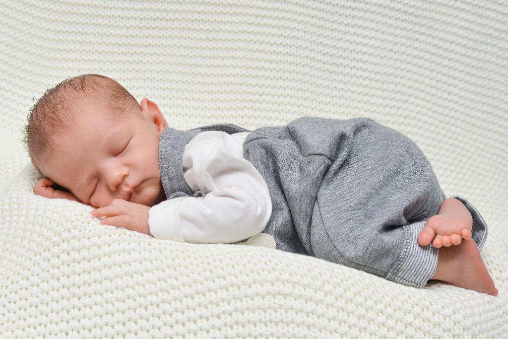 Babyfotografie schlafendes Baby