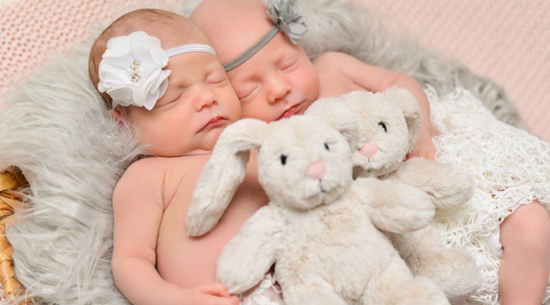 Emma und Lilou – Glück im Doppelpack!